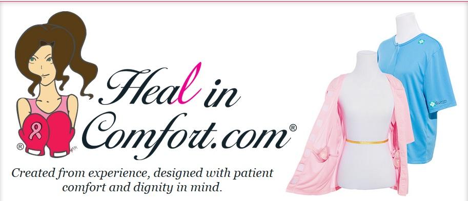 Heal in Comfort.com